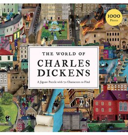 Laurence King Publishing The World of Charles Dickens