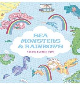 Anna Claybourne Sea Monsters & Rainbows