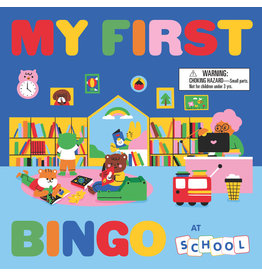 Laurence King Publishing My First Bingo: At School