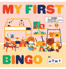 Laurence King Publishing My First Bingo: At Home