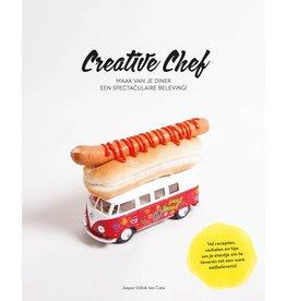 Jasper Udink ten Cate Creative Chef NL