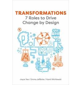 Joyce Yee, Emma Jefferies and Kamil Michlewski Transformations