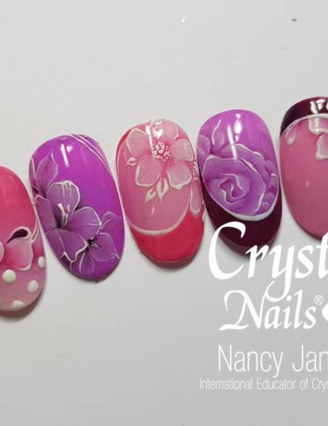 Gel design niveau 1 - nailart workshop met gel