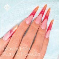 Crystal Nails | Cover Acryl Powders- geschikt voor nagelbedverlenging