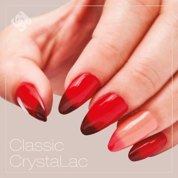 Crystal Nails Chameleon - Thermo CrystaLac - gellak