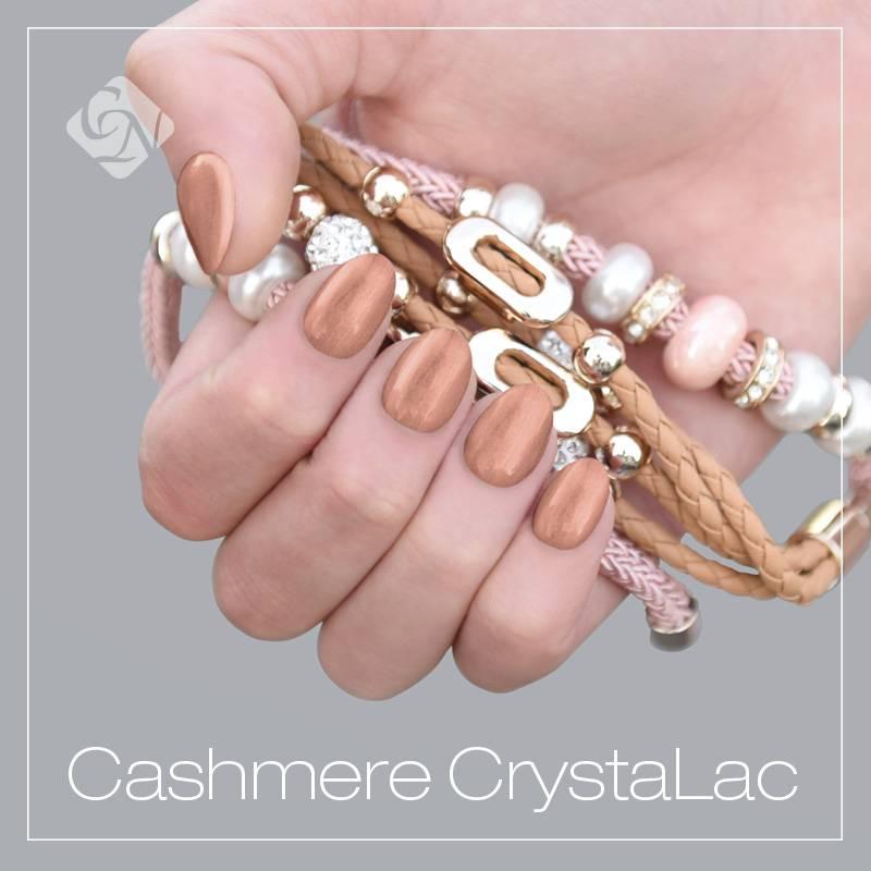Crystal Nails Cashmere crystalac- Gellak