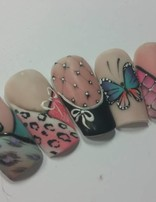 Basic Gel  Deco nailart workshop
