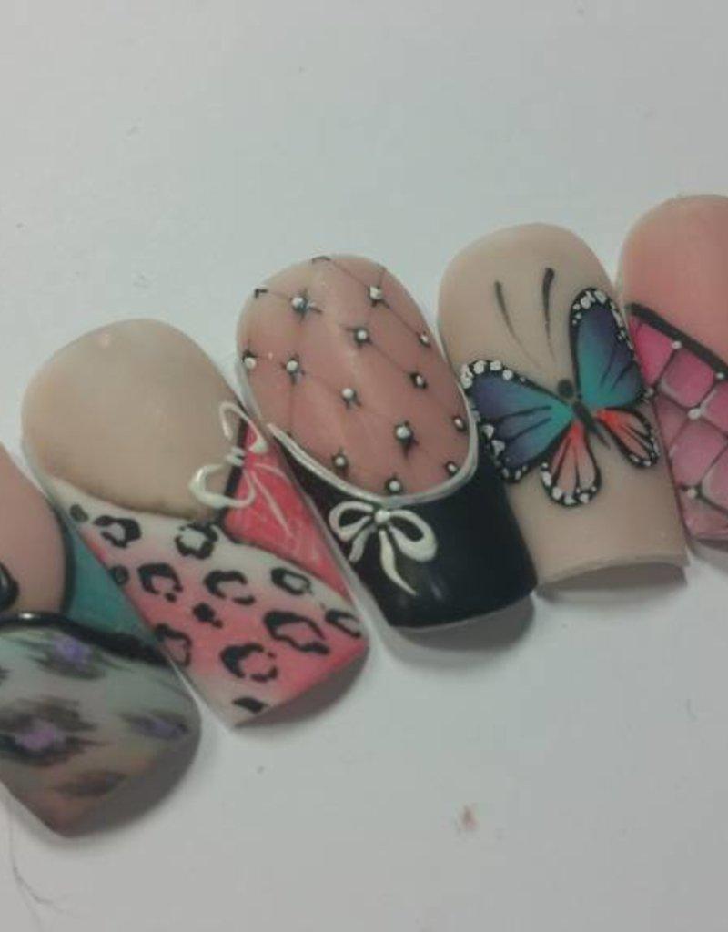 Basic Gel  Deco nailart workshop