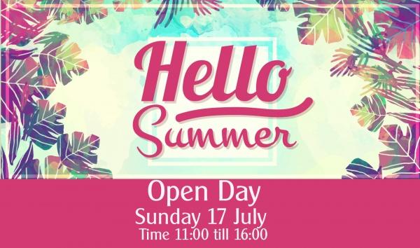 Open Nailday 17 juli