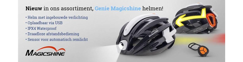 Magicshine Genie Helm met verlichting