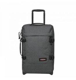 Eastpak Eastpak Tranverz S Black Denim handbagage reiskoffer
