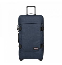 Eastpak Eastpak Tranverz M Double Denim reistrolley