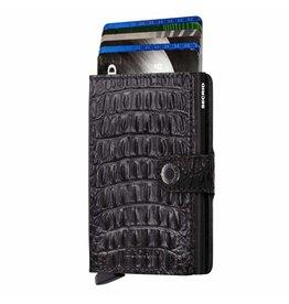 Secrid Secrid Mini Wallet Nile Black pasjeshouder
