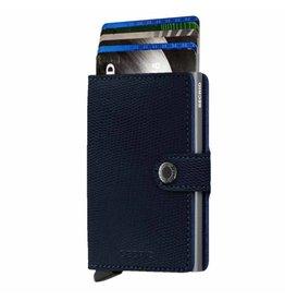 Secrid Secrid Mini Wallet Rango Blue Titanium pasjeshouder