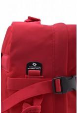 Cabinzero Cabinzero Classic handbagage Naga Red ultralichte cabin rugzak