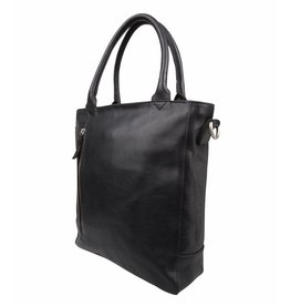 Cowboysbag Cowboysbag - Bag Luton Medium - 13 inch laptoptas - Black
