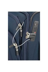Samsonite Samsonite Spark SNG Upright 55/20 exp blauw handbagage koffer
