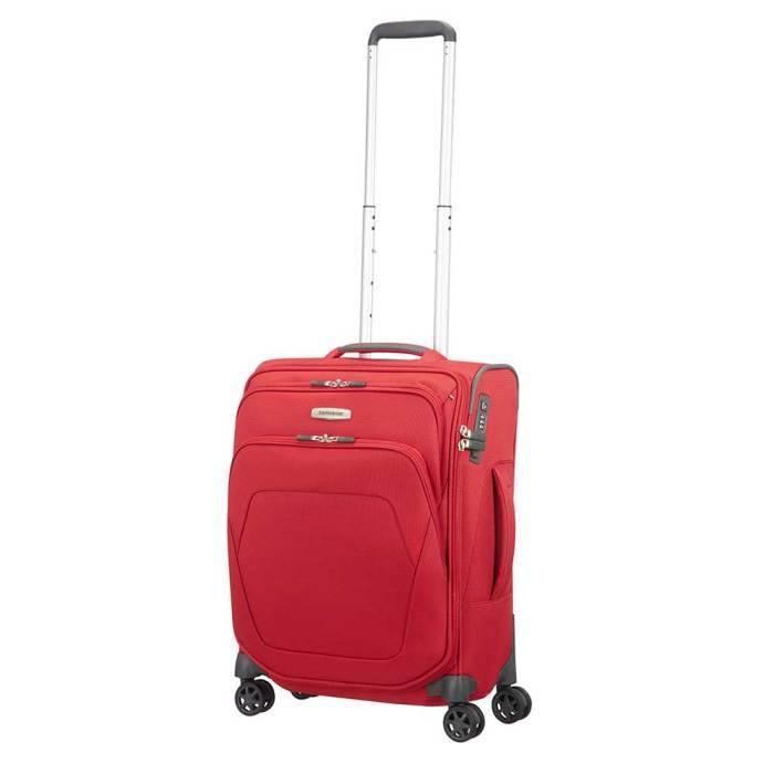 Samsonite Samsonite Spark SNG Spinner 55 rood handbagage koffer