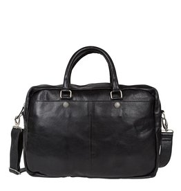 Cowboysbag Cowboysbag - Bag Washington - 15.6 inch laptopbag - Black