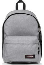 Eastpak Eastpak Out Of Office Sunday Grey 15 inch laptop rugtas van Eastpak schooltas