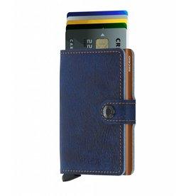 Secrid Secrid Mini Wallet Indigo 5 pasjeshouder