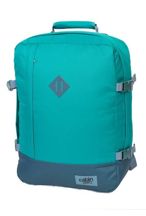 Cabinzero Cabinzero Classic handbagage Boracay Blue ultralichte cabin rugzak