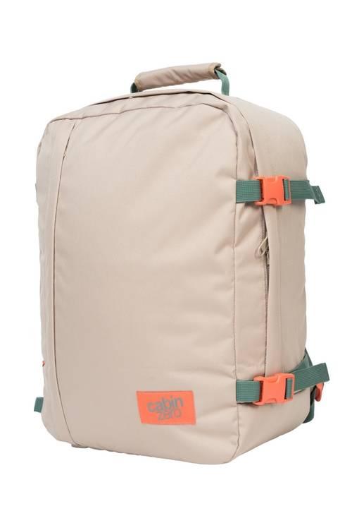 Cabinzero Cabinzero Classic 36L - handbagage rugzak - Sand Shell