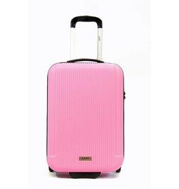 Line Line handbagagekoffer - Leyton Upright - 55 cm - Pink