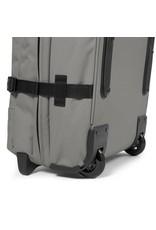 Eastpak Eastpak Tranverz S Silky Grey Handbagage reistas met wieltjes
