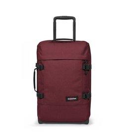 Eastpak Eastpak Tranverz S Crafty Wine handbagage reiskoffer