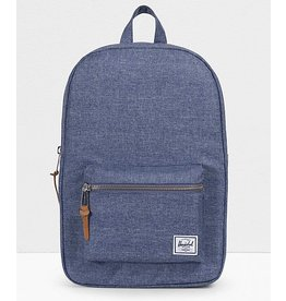 Herschel Herschel Settlement rugzak Dark Chambray Crosshatch