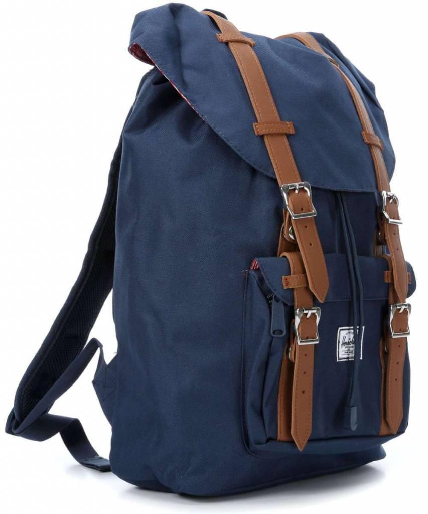 7d9b4a5b68 Herschel Little America backpack - travelousbags.com. The Herschel Little  America backpack is ...