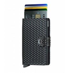 Secrid Secrid Mini Wallet Cubic Black