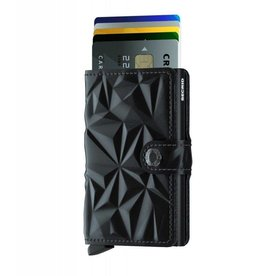 Secrid Secrid Mini Wallet Prism Black