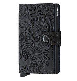 Secrid Secrid Mini Wallet Ornament Black