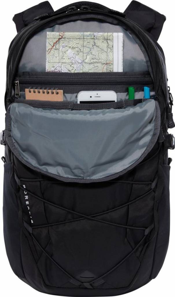 The North Face The North Face Borealis  zwart 17 inch laptoprugzak