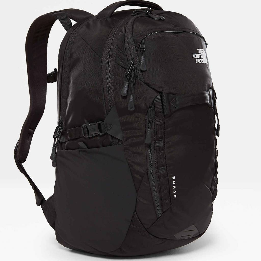 The North Face The North Face Surge - rugzak - TNF Black -