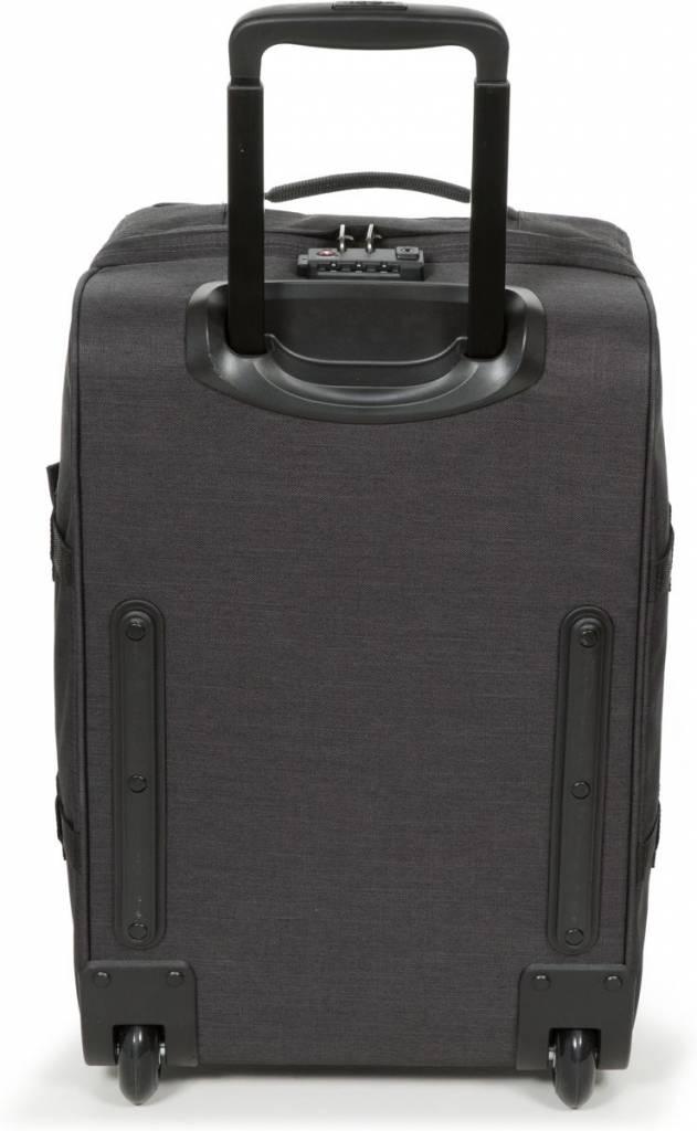 ee2cfca805f handbagage eastpak koffer tranverz loud black - Cargotravelshop.nl