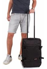 Eastpak Eastpak Tranverz S Crafty Blue Handbagage reistas met wieltjes