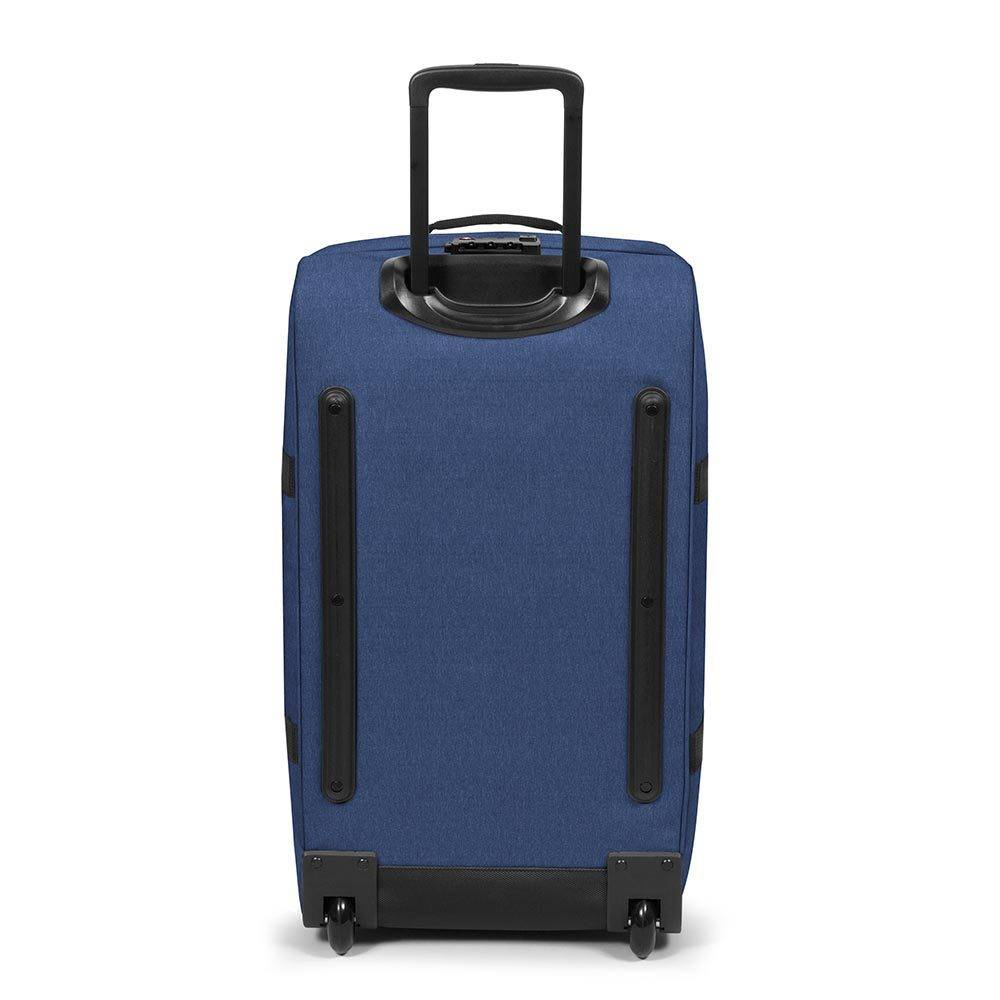 Eastpak Eastpak Tranverz M Crafty Blue  Reistrolley middenmaat