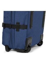 Eastpak Eastpak Tranverz L Crafty Blue reistas met wieltjes 121 liter reistrolley lichtgewicht