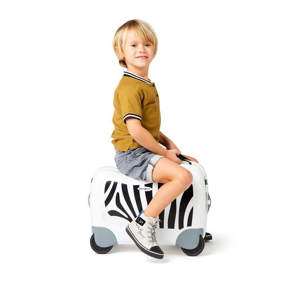 Samsonite Samsonite Dream Rider Suitcase zebra zeno kinderkoffer