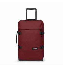 Eastpak Eastpak Tranverz S Brave Burgundy handbagage reiskoffer