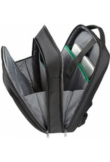 Samsonite Samsonite Desklite 14.1 inch laptoprugzak - zwart