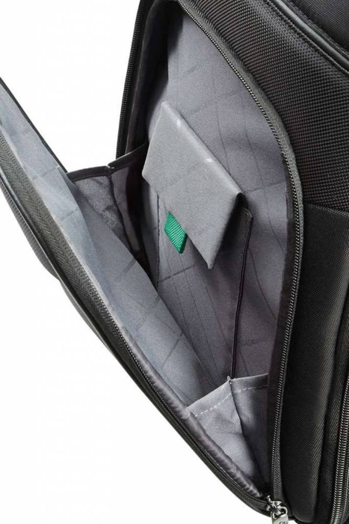 Samsonite Samsonite Desklite 15.6 inch laptoprugzak - zwart