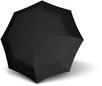 Knirps Knirps T-300 Duomatic Black Windproof Paraplu