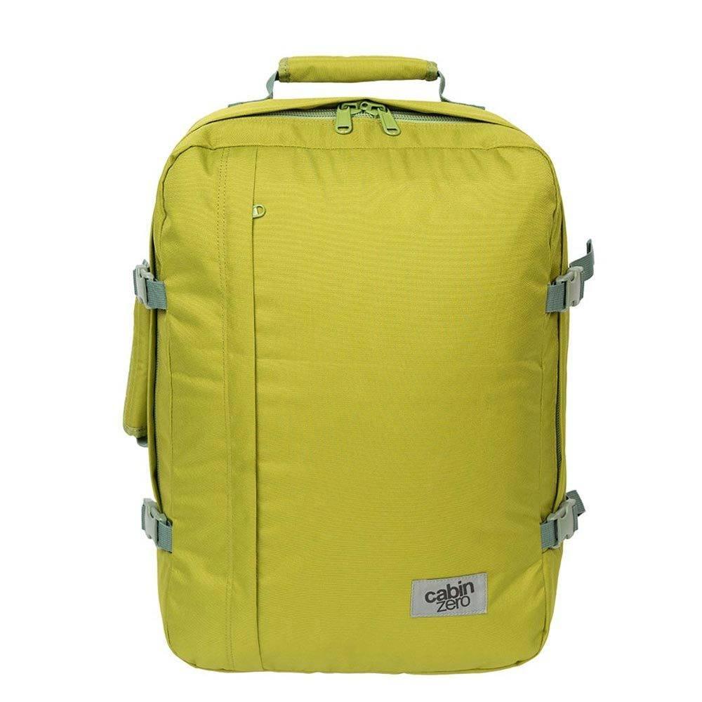 Cabinzero Cabinzero Classic 36L - handbagage rugzak - Sagano Green