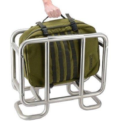 Cabinzero Cabinzero Military 44L handbagage Light Khaki ultralichte cabin rugzak