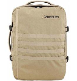 Cabinzero Cabinzero Military 44L handbagagerugzak Light Khaki