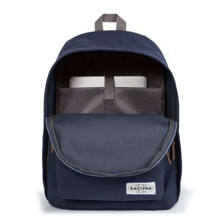 Eastpak Eastpak Out Of Office Opgrade Night 15.6 inch laptop rugtas van Eastpak schooltas